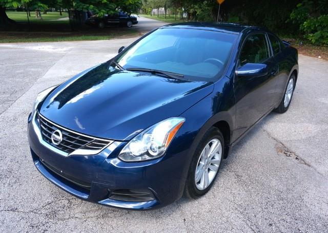 2010 NISSAN ALTIMA 25 S SPOILER ALLOY WHEELS PR navy blue metallic imperial capital cars is ho