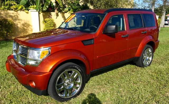 2007 DODGE NITRO SLT 4DR SUV sunburst orange pearl thank you for your interest in one of imperial