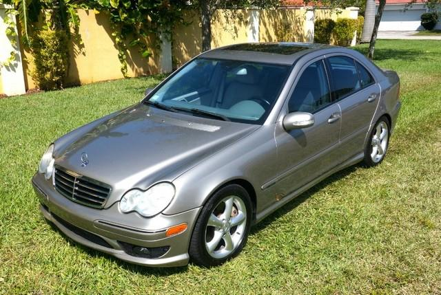 2006 MERCEDES-BENZ C-CLASS C230 SPORT 4DR SEDAN iridium silver metallic thank you for visiting ano