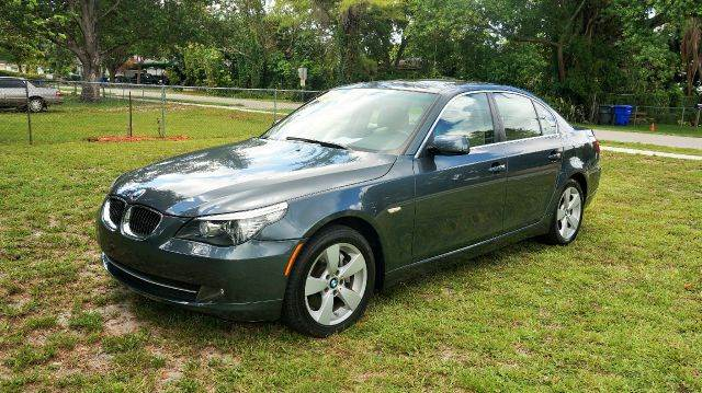 2008 BMW 5 SERIES 528XI AWD SEDAN LUXURY gray call 888-503-0114 for sales imperial capital cars