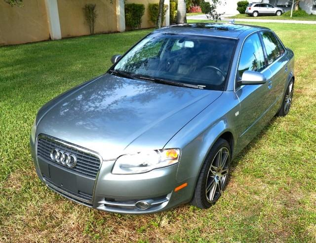 2006 AUDI A4 20T PREMIUM PACKAGE SHOWROOM light silver metallic imperial capital cars is hollyw