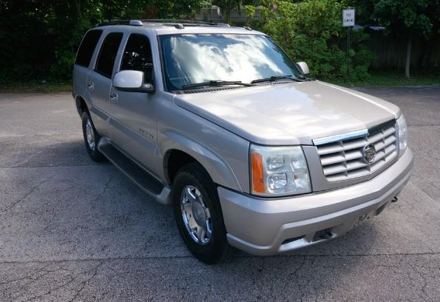 2005 CADILLAC ESCALADE BASE AWD 4DR SUV quicksilver imperial capital cars is hollywood floridas