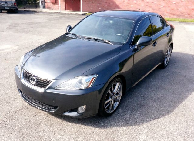 2008 LEXUS IS 250 BASE 4DR SEDAN 6A gray 2-stage unlocking - remote abs - 4-wheel air filtration