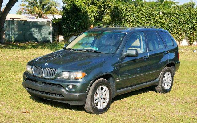 2006 BMW X5 30I AWD 4DR SUV green call 888-503-0114 for sales imperial capital cars is proud t