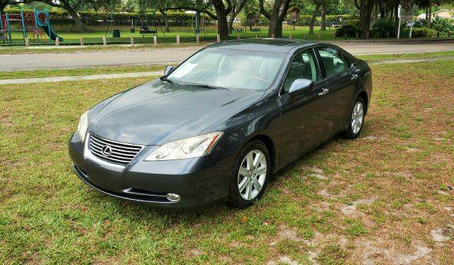 2007 LEXUS ES 350 PREMIUM 4DR SEDAN gray 2-stage unlocking - remote abs - 4-wheel air filtratio