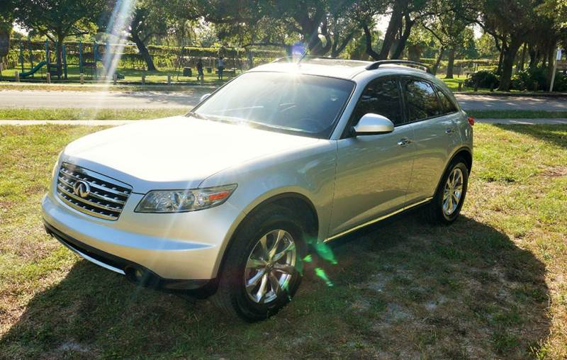 2008 INFINITI FX35 PREMIUM AWD 4DR SUV silver 2-stage unlocking - remote 4wd type - on demand a