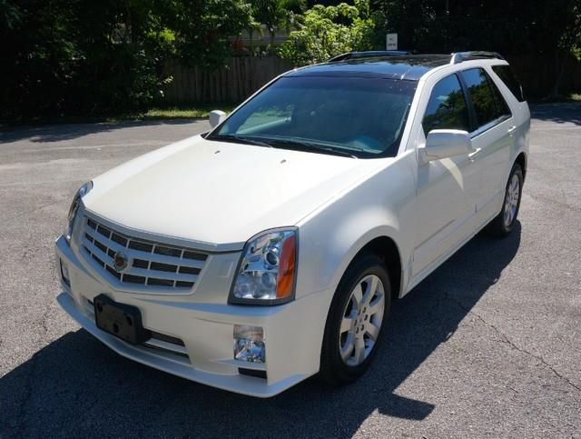 2008 CADILLAC SRX V6 AWD 4DR SUV unspecified imperial capital cars is hollywood floridas 1 used