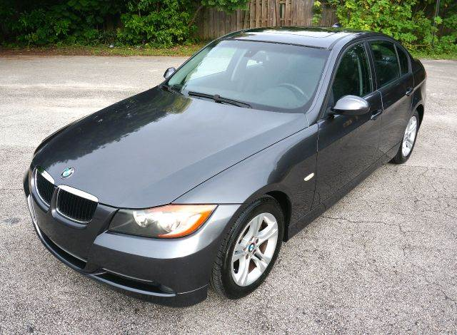 2008 BMW 3 SERIES 328I 4DR SEDAN gray call 888-503-0114 for sales imperial capital cars is proud