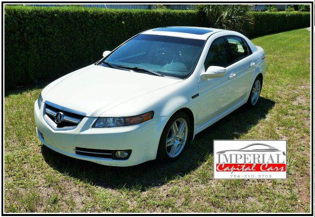 2008 ACURA TL PREMIUM WNAVI 4DR SEDAN WNAVIG white this vehicle is well equiped and passed a 12