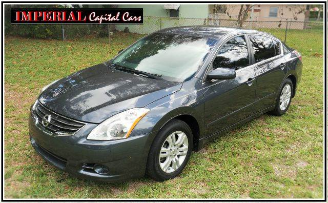 2012 NISSAN ALTIMA 25 S 4DR SEDAN gray 2-stage unlocking - remote abs - 4-wheel air filtration
