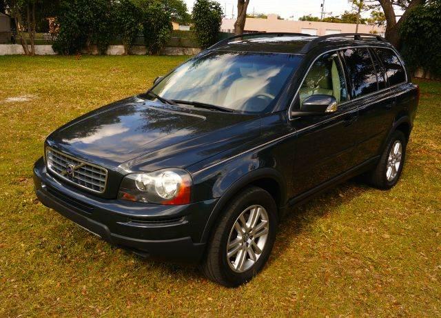 2010 VOLVO XC90 32 4DR SUV black 2-stage unlocking - remote abs - 4-wheel active head restraint