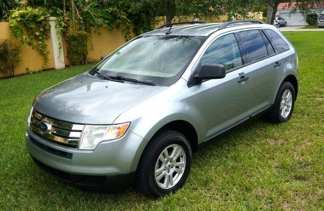 2007 FORD EDGE SE 4DR SUV light sage metallic this 2007 ford edge is offered to you for sale by im