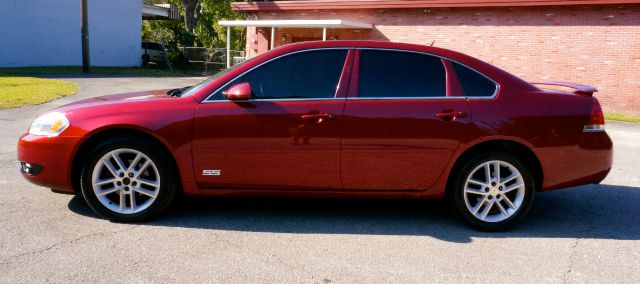 2007 CHEVROLET IMPALA SS 4DR SEDAN precision red 2-stage unlocking - remote abs - 4-wheel air fi