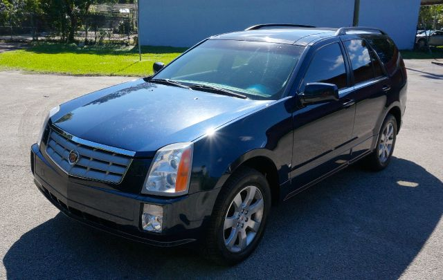 2008 CADILLAC SRX V6 AWD 4DR SUV blue 2-stage unlocking - remote abs - 4-wheel airbag deactivati