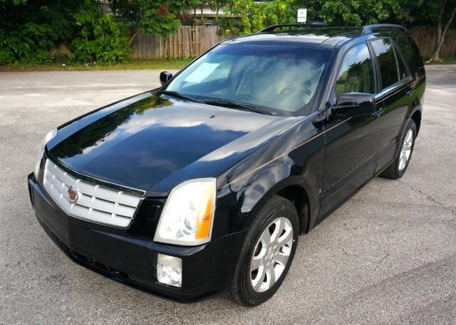 2007 Cadillac SRX for sale in Hollywood FL