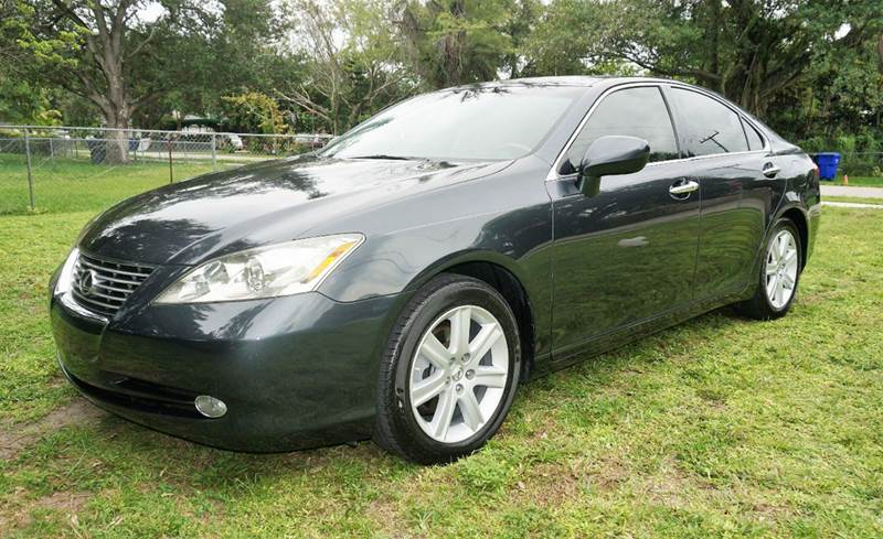 2007 LEXUS ES 350 BASE 4DR SEDAN call 1-754-210-3703 for sales this vehicle fully loaded with