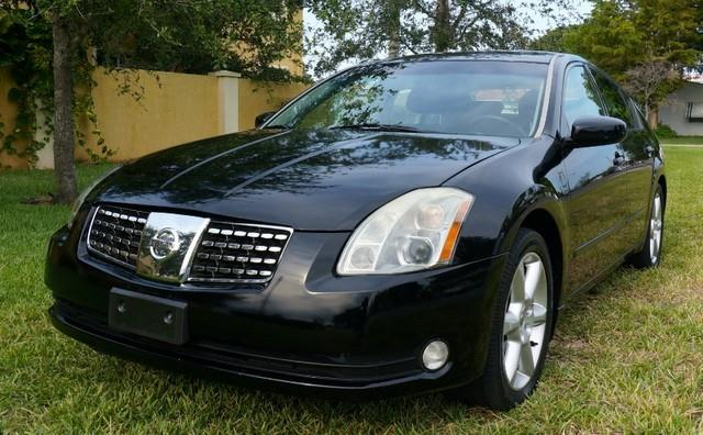 2006 NISSAN MAXIMA 35 SE GREAT OPTIONS LOW PAYME onyx imperial capital cars inc is honored to
