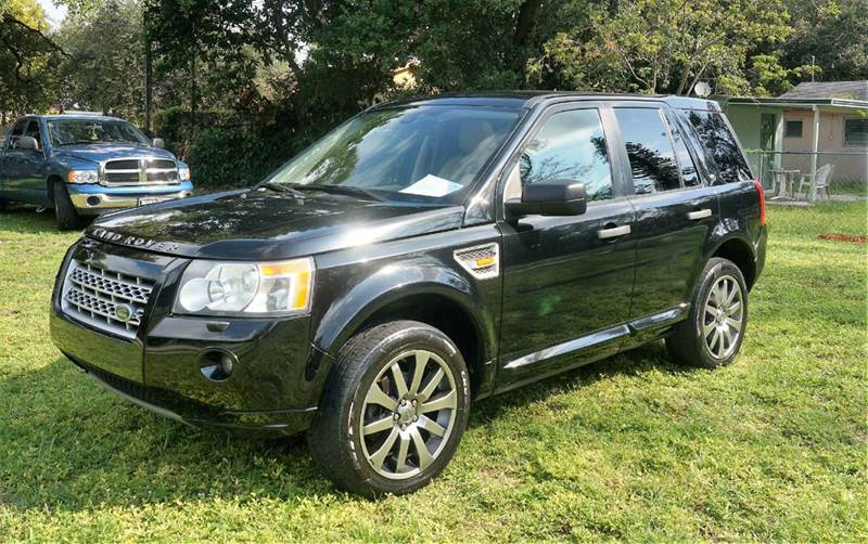 2008 LAND ROVER LR2 HSE AWD 4DR SUV WTEC TECHNOLOGY call 1-754-210-3703 for sales this vehic