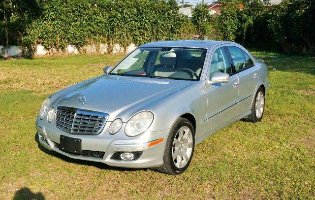 2007 MERCEDES-BENZ E-CLASS E350 4DR SEDAN silver 2-stage unlocking - remote abs - 4-wheel air f