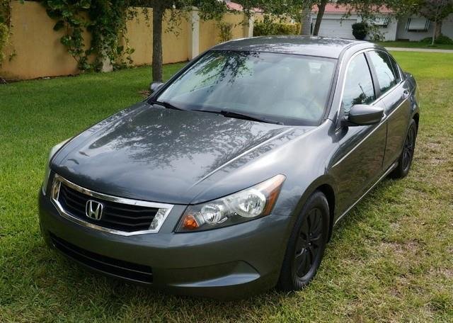 2008 HONDA ACCORD LX SEDAN gray imperial capital cars inc is honored to present a most breathtaki