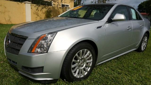 2010 CADILLAC CTS 30L V6 4DR SEDAN radiant silver thank you for visiting another one of imperial