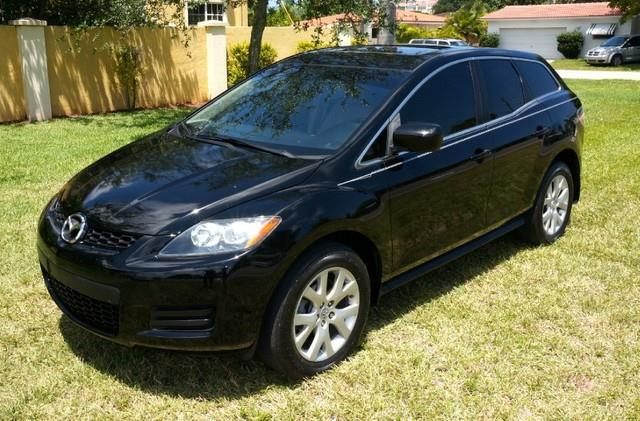 2007 MAZDA CX-7 GRAND TOURING LOADED brilliant black thank you for visiting another one of imperi
