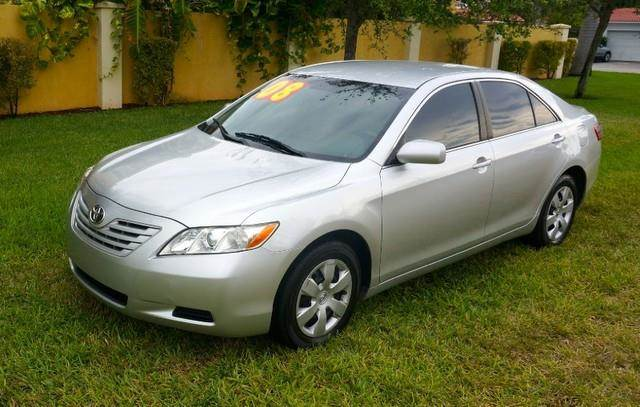2008 TOYOTA CAMRY CLEAN CARFAX FLAWLESS INTERIOR classic silver metallic imperial capital cars i