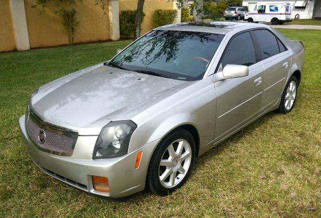 2004 CADILLAC CTS BASE 4DR SEDAN silver smoke thank you for visiting another one of imperial capit