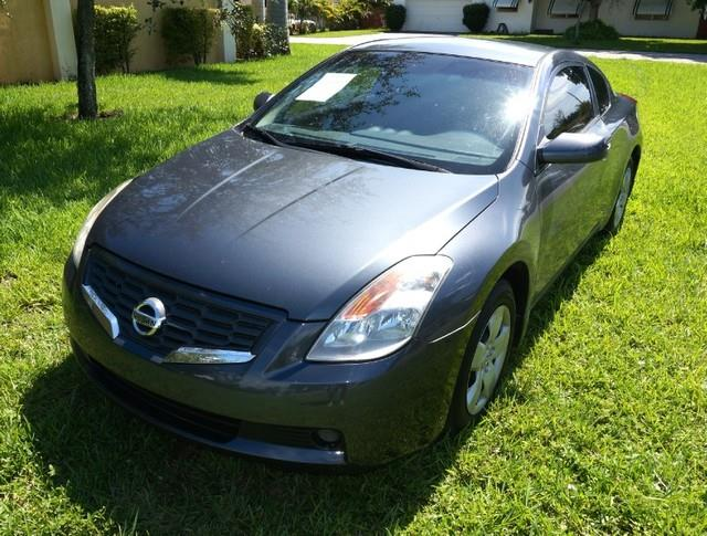 2008 NISSAN ALTIMA 25 S KEYLESS START COUPE precision grey metallic thank you for visiting anot