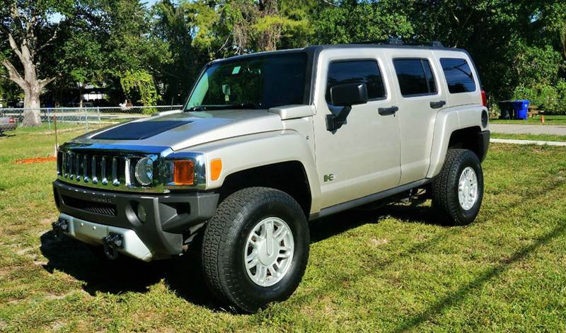 2009 HUMMER H3 ADVENTURE 4X4 4DR SUV gray 2-stage unlocking - remote 4wd type - full time abs -