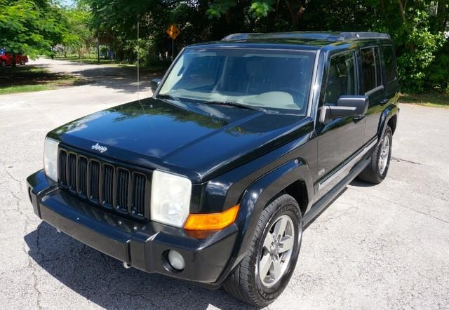 2006 JEEP COMMANDER BASE 4DR SUV black imperial capital cars inc is pleased to be currently offer