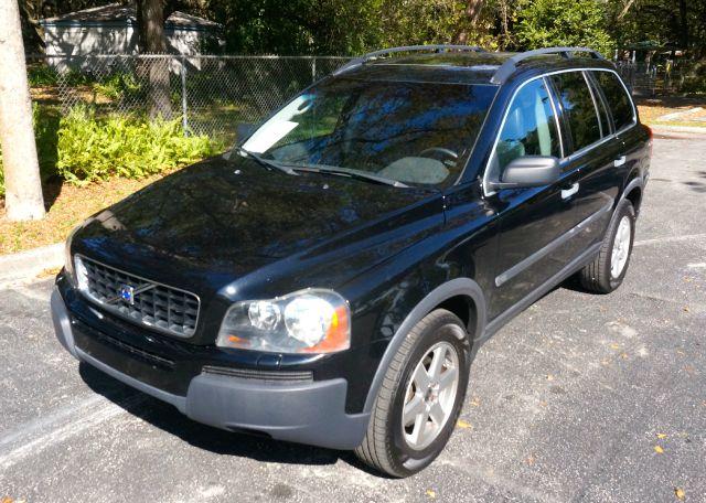 2005 VOLVO XC90 25T AWD 4DR SUV black abs - 4-wheel anti-theft system - alarm center console -