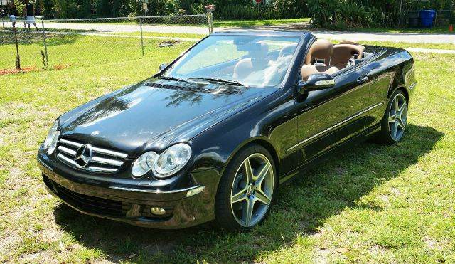 2009 MERCEDES-BENZ CLK-CLASS CLK350 2DR CONVERTIBLE black 2-stage unlocking - remote abs - 4-whe