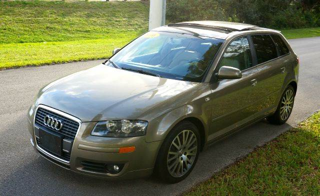 2006 AUDI A3 20T 4DR WAGON 2L I4 6A bronz call 888-503-0114 for sales  this audi is full
