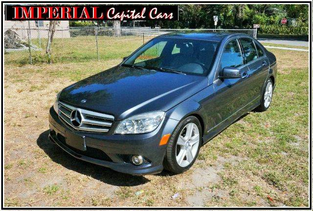 2010 MERCEDES-BENZ C-CLASS C300 SPORT 4MATIC AWD 4DR SEDAN gray 4wd type - full time abs - 4-whe