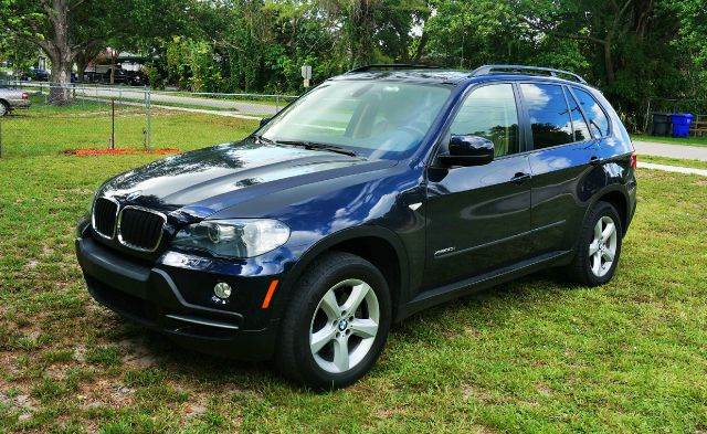 2009 BMW X5 XDRIVE30I AWD 4DR SUV blue call 888-503-0114 imperial capital cars is proud to off