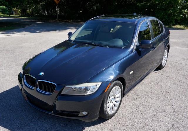 2009 BMW 3 SERIES 328I 4DR SEDAN SA monaco blue metallic imperial capital cars is hollywood florid