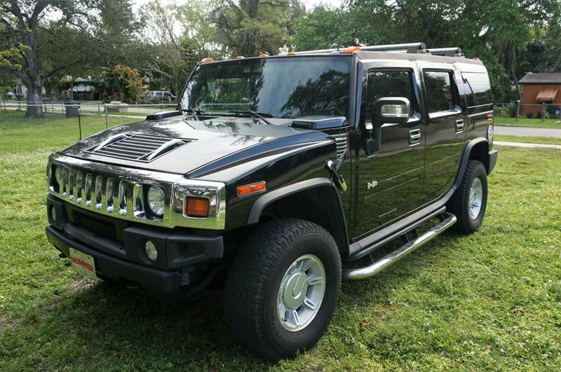 2007 HUMMER H2 BASE 4DR SUV 4WD black 2-stage unlocking - remote 4wd type - full time abs - 4-w