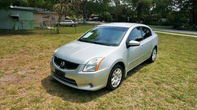 2011 NISSAN SENTRA 20 4DR SEDAN CVT silver 2-stage unlocking - remote abs - 4-wheel air filtra