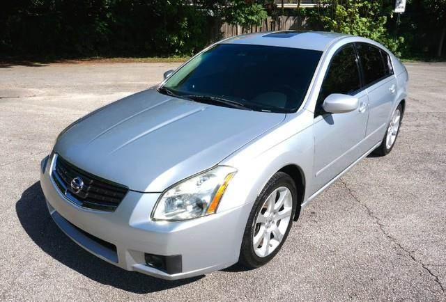 2008 NISSAN MAXIMA 35 SE SPECIAL EDITION radiant silver metallic imperial capital cars inc is