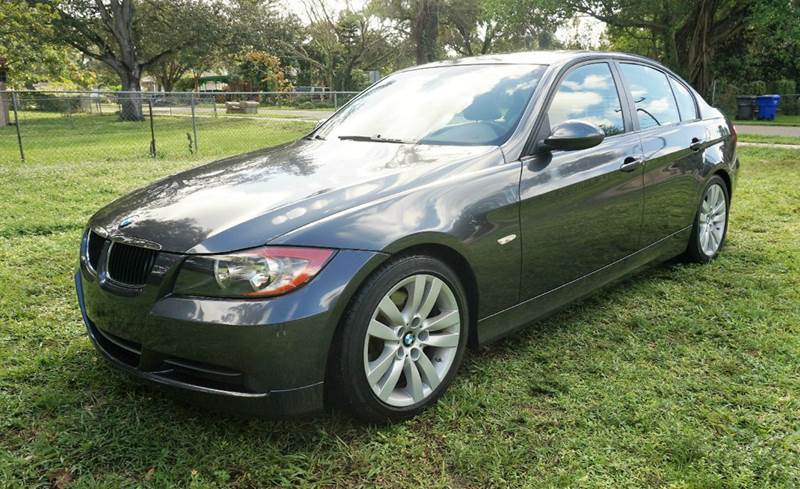 2008 BMW 3 SERIES 328I 4DR SEDAN SA gray call 1-754-210-3703 for sales this vehicle fully lo