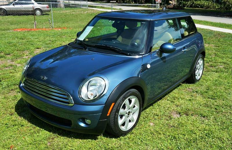 2010 MINI COOPER LUXURY 2DR HATCHBACK blue 2-stage unlocking abs - 4-wheel air filtration airb