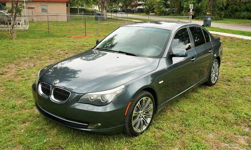 2008 BMW 5 SERIES 528XI AWD 4DR SEDAN LUXURY gray 4wd type - full time abs - 4-wheel air filtra