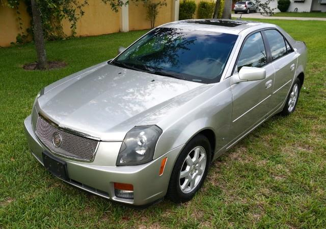 2006 CADILLAC CTS BASE 4DR SEDAN silver smoke thank you for visiting another one of imperial capit