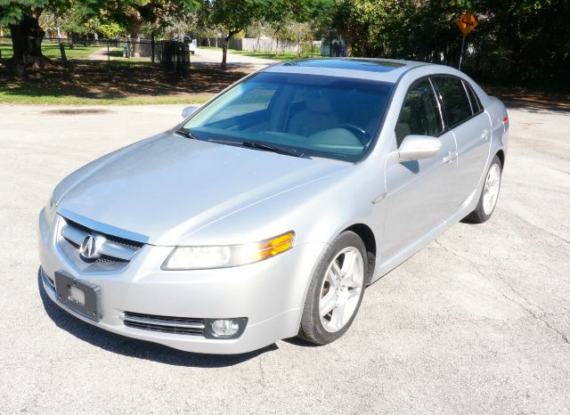 2008 ACURA TL BASE 4DR SEDAN silver 2-stage unlocking - remote abs - 4-wheel air filtration air