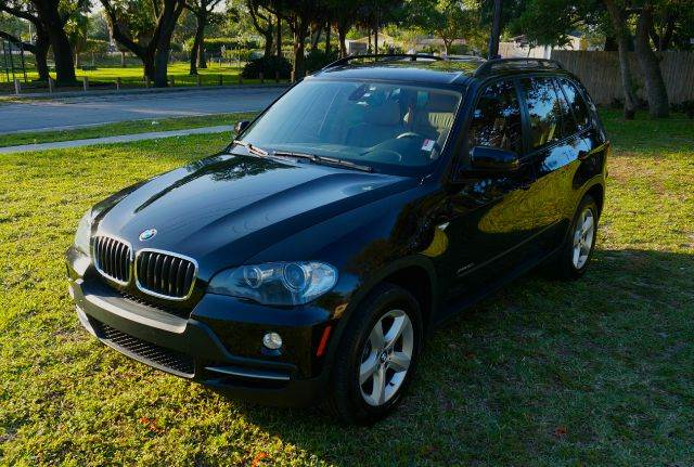 2009 BMW X5 XDRIVE30I AWD 4DR SUV black call 888-503-0114 for sales imperial capital cars is pro