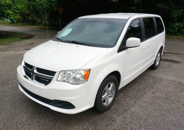 2011 DODGE GRAND CARAVAN MAINSTREET 4DR MINI VAN stone white imperial capital cars is hollywood fl