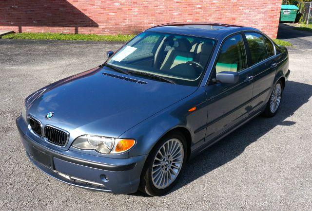 2003 BMW 3 SERIES 330I 4DR SEDAN topaz blue metallic ulev certified 30l engine5-speed auto tran