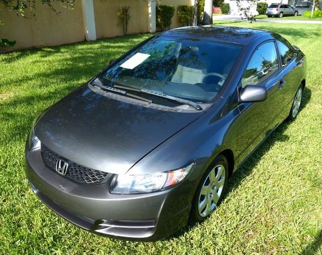 2009 HONDA CIVIC LX 2DR COUPE polished metal metallic thank you for visiting another one of imperi