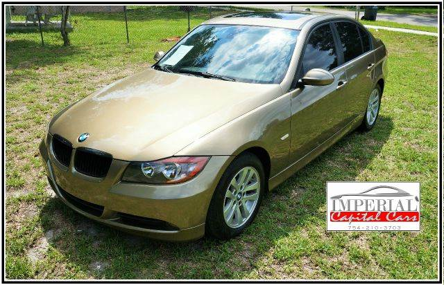 2006 BMW 3 SERIES 325I 4DR SEDAN brown abs - 4-wheel air filtration airbag deactivation - occup